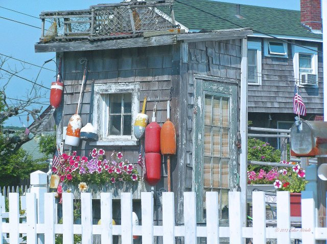 Rockport -- A Place Beside the Sea
