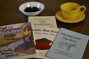 Books by Freeda Baker Nichols