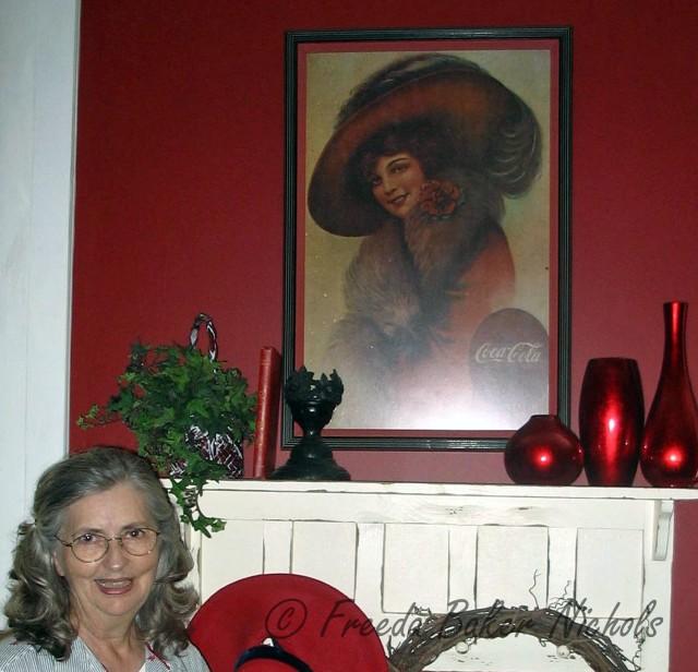 My room at the Downtown Inn, Piggott, Arkansas, where I stayed while attending the Hemingway Pfeiffer Writer's Retreats.