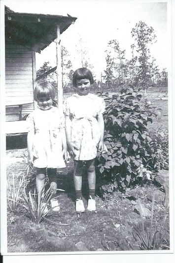 Yvonne & Freeda Baker