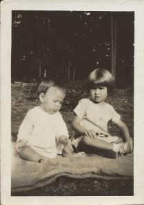 Yvonne & Freeda Baker -
