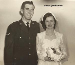 Darrel & Freeda Nichols
