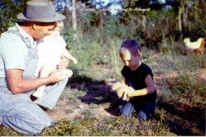 Walter Baker, Tammy & Greg 1958 -1