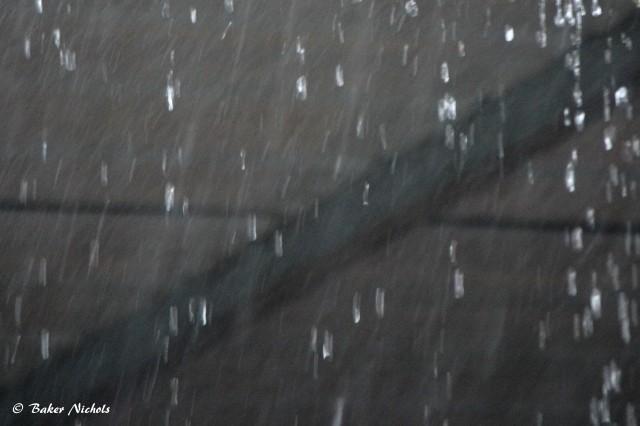 rain in March 2018